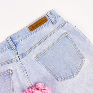 Vintage Bill Blass High Waisted Mom Jeans